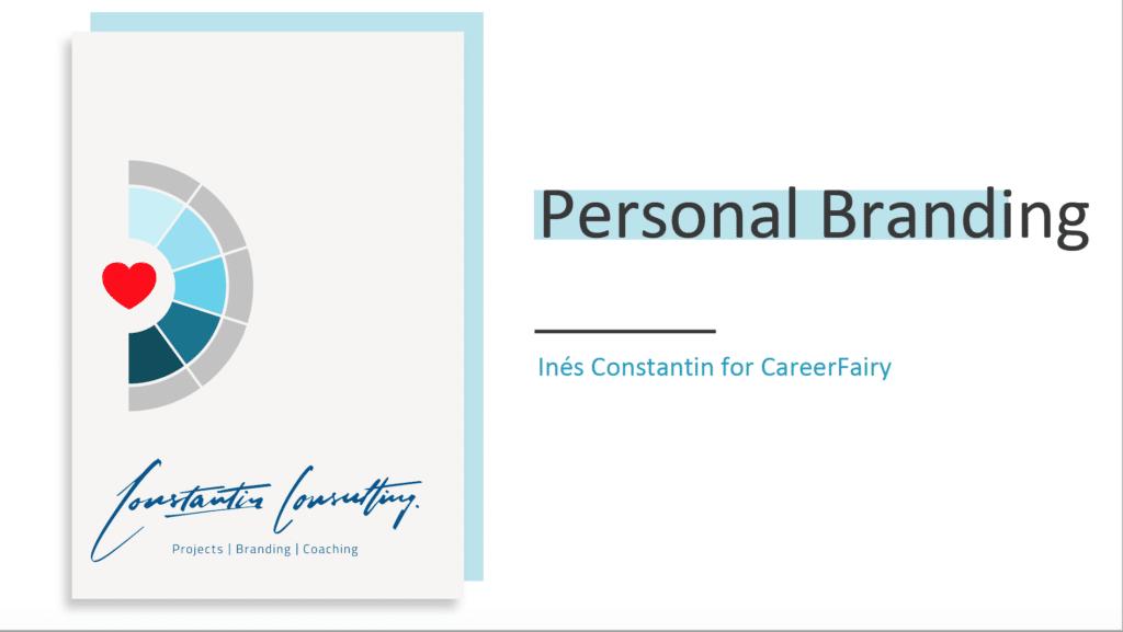 Personal Branding Slide Deck picture